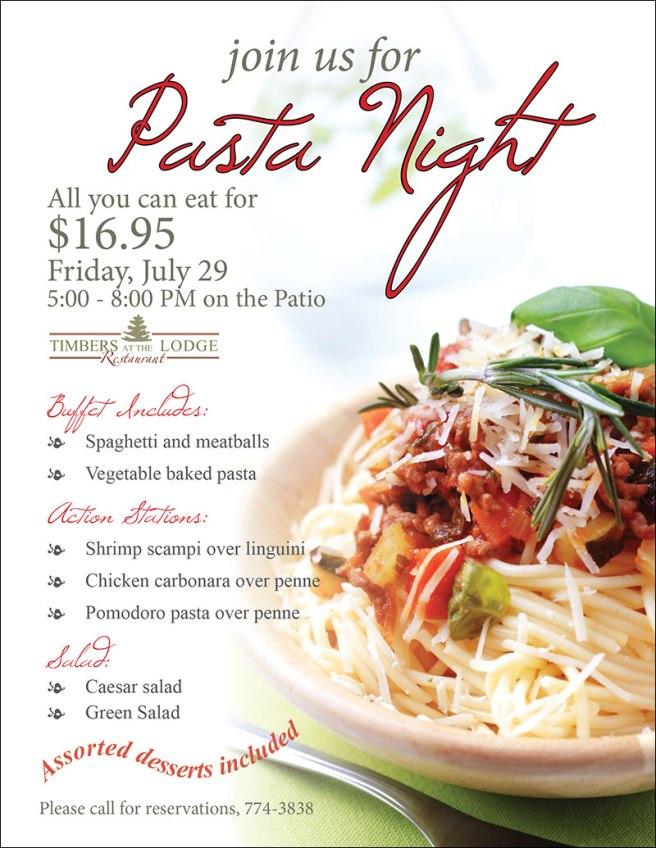 PastaNight
