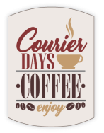 courierdayscoffeegraphic